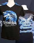 Blue Phoenix Ladies V-Neck