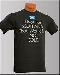 If Not For/Golf short sleeve t-shirt