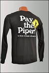 Pay The Piper long sleeve t-shirt