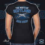Scottish Roots Ladies Tee