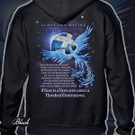 Destiny Within Pullover Hooded Sweat