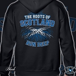 Scottish Roots Pullover Hood
