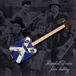 Scotland Rising Cigar Box Guitar