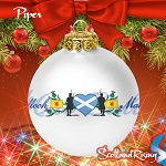 Clan Piper Ornament