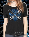 Ladies Radiant Heart-Ships by July 6th
