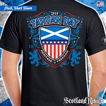 Tartan Day USA Short Sleeve Tee.