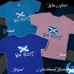 Wee Scot infant/toddler t-shirt