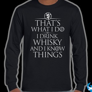 I Know Things Long Sleeve