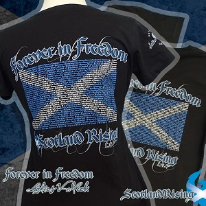 LADIES-Forever in Freedom Short Sleeve