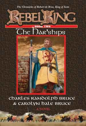 Rebel King - Book 2 - The Har'ships  Paperback