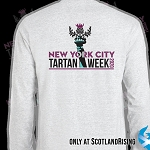 New York City Tartan Week 2020 Long Sleeve T