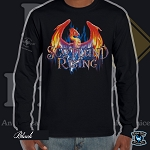 Rising Phoenix Long Sleeve Sleeve T-shirt 10th Anniversary Edition