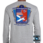 Indianapolis Highland Games Long Sleeve T